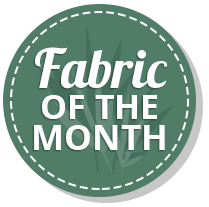 Bamboo Fabric Store Fabric of the month