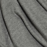 KF605 Bamboo Spandex Heather Grey - Metre