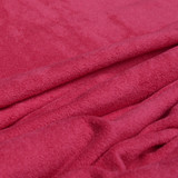 KF216 Sample Bamboo Double Terry Magenta