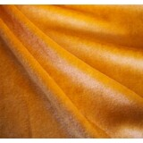KF448 Bamboo Velour Yellow- Metre