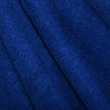 KF212 Bamboo OGC Double Terry Navy - Metre