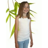 Girls Bamboo & Organic Cotton Tank Top