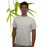 Mens Bamboo Short Sleeve T Shirt