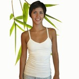Womens Bamboo Cami Top