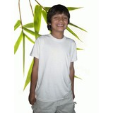 Boys Bamboo Short Sleeve T-Shirt
