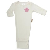 Newborn Settling Nightie 0-3mths Pink