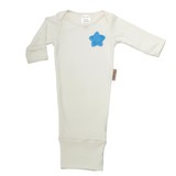 Newborn Settling Nightie 0-3mths Blue