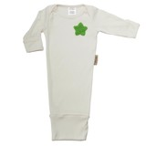 Newborn Settling Nightie 0000 Green