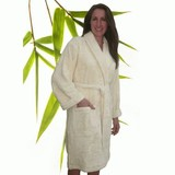 Bamboo Luxury Adult Bathrobe