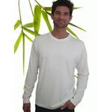 Mens Bamboo Long Sleeve T Shirt