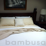Deluxe 100% Bamboo Sheet Set by Bambusa