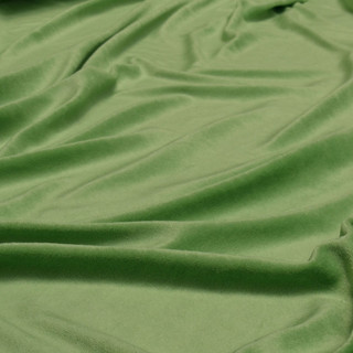 KF439 Sample Bamboo Velour Grass Green