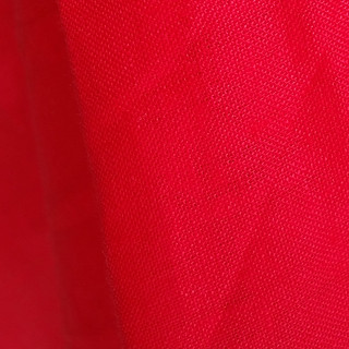 HF108 100% Hemp Linen Fire Red 170 gsm - Metre