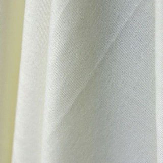 KF251 Bamboo Interlock Natural - Metre