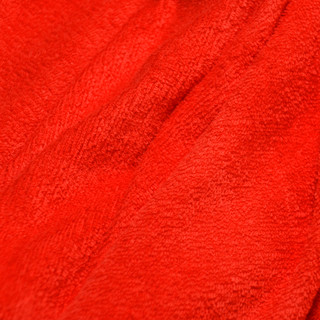 KF218 Sample Bamboo Double Terry Poppy Red