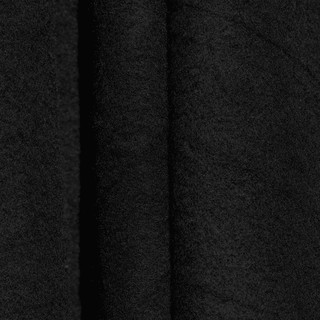KF503 Bamboo Fleece Spandex Black - Metre