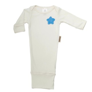 Newborn Settling Nightie 0000 Blue